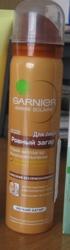 Автозагар Garnier Спрей для лица «Ровный загар» микрораспыление 75мл