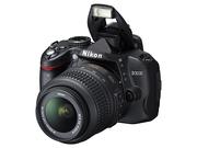 Фотоаппарат Nikon D3000 18-55VR Kit