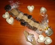 Мыло ручной работы,  эко-продукция из Крыма,  сувениры,  свечи декоративн