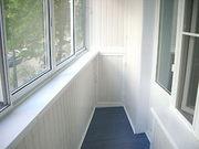 Балконы под ключ,  ремонт балконов