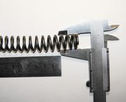 Пружины для пневматических винтовок XTSG XT-303. Пружины для пневматики. Изготовление пружин. Изготовить пружины.