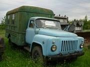 Автомобиль ГАЗ-52 (кунг) б/у