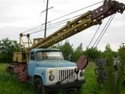 Продам автокран на базе ГАЗ-53 бу.