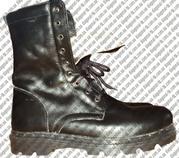 Армейская обувь. Берцы кожаные.Берцы летние. Бкрцы армейские