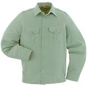 Рубашка форменная длинный рукав. Пошив форменной одежды