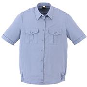 Рубашка форменная короткий рукав. Производство форменной одежды