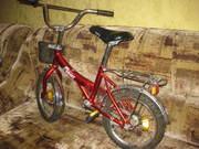 СРОЧНО продам детский велосипед