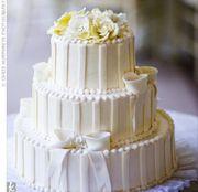Свадебные,  детские,  праздничные торты