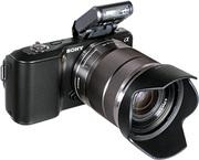 Sony-NEX-3 зделано в Тайланде для США. Новая в оригинальной упаковке