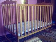 Продам б/у детскую кроватку Винница 300грн.