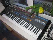 Продам синтезатор Roland JUNO-106