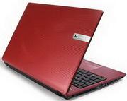 Продам НОВЫЙ двухядерный ноутбук Acer Gateway NV-77H18U 17.3 LED