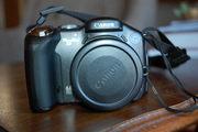 фотоаппарат Canon PowerShot S3 IS +4 батарейки-аккумуляторы