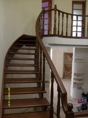 Изготовление лестниц на заказ по всей Украине
