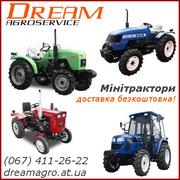 Мини трактор Xingtai 120 (Синтай 120)
