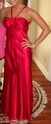 вечірня сукня (выпускное платье красноe)