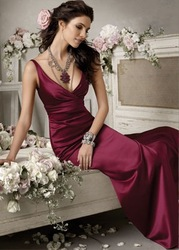 Платье от дизайнера США