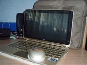 Нетбук HP Mini 210 Vivienne Tam с оригинальной мышкой