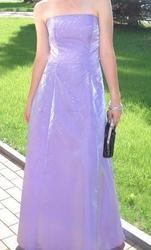 Женское платье вечернее платье