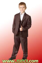 Детские нарядные платья,  классические костюмы. www.Лина.com