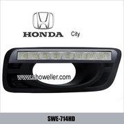 HONDA City ДХО ПРИВЕЛО дневные дневного света SWE-714HD