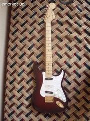 Продам гитару Lilevsky Stratocaster