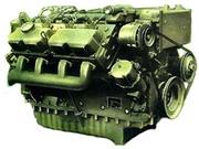 Запчасти на двигатель (мотор) IFA,  Ифа 4VD,  6VD,  8VD