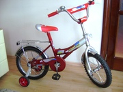 Продам велосипед детский,  4-6 лет,  колесо 16х2, 125. Новый.
