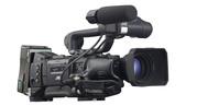 Видеокамера JVC GY-HD201E с аксесуарами