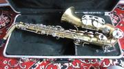 саксофон-альт Evette Shaufer Paris, производитель - Франция
