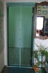 Антимоскитная штора на магнитах (на балконные и входные двери)