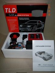 TLD автомобильная охранная система