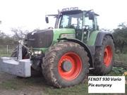 Трактор б/у Фендт 930