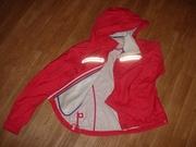 Продам куртку-ветровку H&M б/у,  р-р 34-36