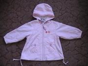 Плащик-ветровочка Baby Blu на девочку р.86-92