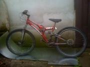 Горний велосипед  нормальний стан