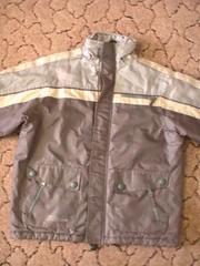 Куртка зимняя для дачи(деревни) р.128