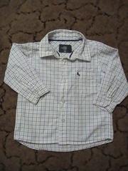 Рубашка H&M для мальчика р.86