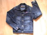 Пиджак джинсовый BIG RAY на 9-11лет