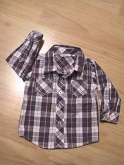 Рубашка Hema, р.62, хлопок