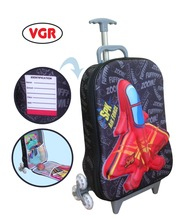 Детские чемоданы и детские рюкзаки