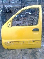 Крыла,  двери,  кузовные  части до Рено Кенго,  Renault Kangoo 1.5,  1.9