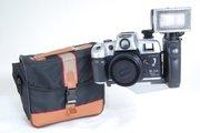 Профессиональный фотоаппарат со вспышкой Olympia DL2000A