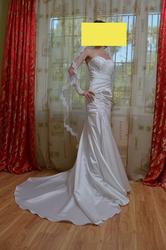 Продам свадебное платье  Бенджамин