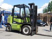дизельный погрузчик Clark CDP40 грузоподъёмностью 4 тонны