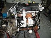 Двигателяи КПП с Германии дизель