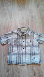 Рубашка для мальчика с рисунком