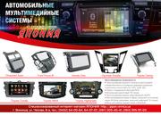 Штатная магнитола, DVD, GPS, iGO, Navitel