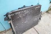 Радиаторы основные Renault Kangoo R1, 5D