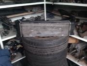 Радиаторы интеркуллера Renault Kangoo R1, 5D